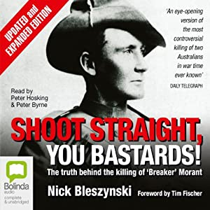 Shoot Straight, You Bastards Audiobook