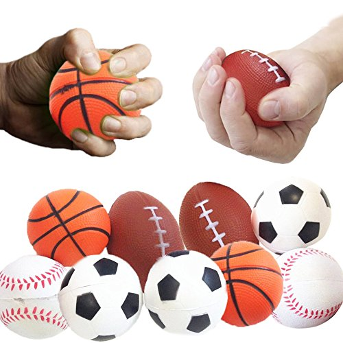 Toy-Cubby-Realistic-Foam-Sports-Ball-12-pcs