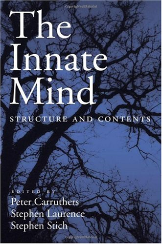 The Innate Mind: Structure and Contents