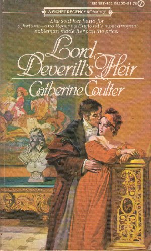 Lord Deverill's Heir, Catherine Coulter