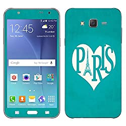 Theskinmantra LOVE paris SKIN for Samsung Galaxy J7