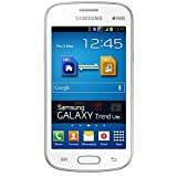 Samsung Galaxy Trend GT S7392 (Ceramic White) available at Amazon for Rs.7030