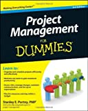 img - for Project Management For Dummies (US Version) by Stanley E. Portny (2010-05-25) book / textbook / text book