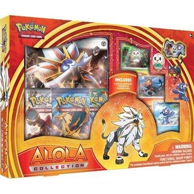 Pokemon POK80192 TCG Alola Collection Card Game
