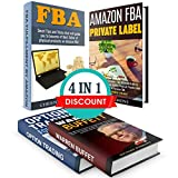 Passive Income Box Set (4 in 1)!: Amazon FBA + FBA Private Label + Options Trading + Warren Buffett! Learn to Sell Products on Amazon, Trade Options and Invest like Warren Buffett