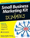 img - for Small Business Marketing Kit For Dummies 3rd (third) Edition by Schenck, Barbara Findlay (2012) book / textbook / text book