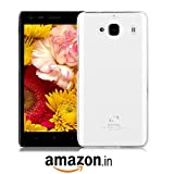 """Paybydaddy® Ultra Thin 0.3mm Clear Transparent Flexible Soft TPU Slim Back Case Cover For Xiaomi Redmi 2 4.7""""..."""