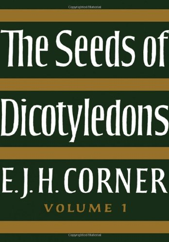 The Seeds of Dicotyledons