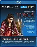 Puccini;Giacomo Tosca/Blu Ray [Blu-ray] [Import]