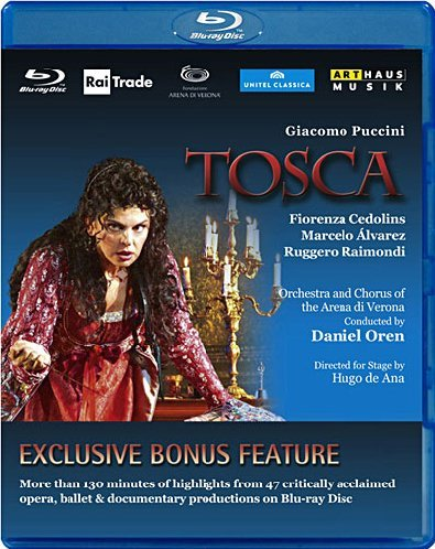 Tosca [Blu-ray] [Import]