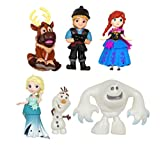 Disney Frozen Little Kingdom Frozen Friendship Collection - 6 characters - Ages 4 and up