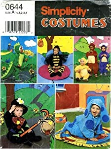 Boys Girls Dragon Costume Sewing Pattern Halloween