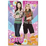 iCarly Party Photo Backdrop Poster (1ct)