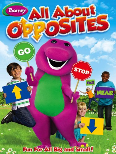 Barney: All About Opposites - Julie Hutchings