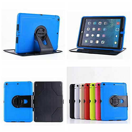 Lowest Price! iPad Case, iPad 2 3 4 Case Lightweight Shockproof Drop Resistance Rugged Silicone + Pl...
