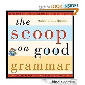The Scoop on Good Grammar