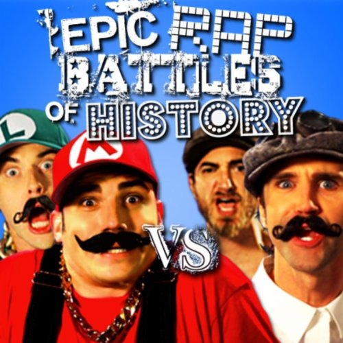 Amazon.com: Mario Bros. Vs Wright Brothers: Epic Rap Battles of