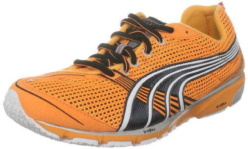 Puma Men's Complete TFX Roadracer 4 Pro Orange/Black/White/Silver Trainer 184446-03 6 UK