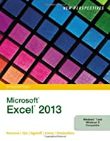 New Perspectives on Microsoft Excel 2013, Introductory Front Cover
