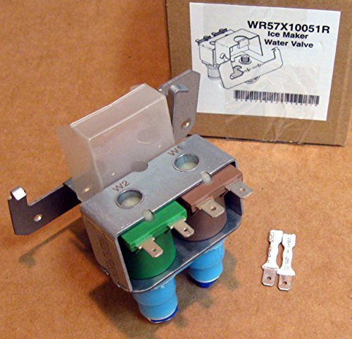GE WR57X10032 Ice Maker Water Valve (Ge Appliance Parts compare prices)
