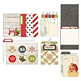 Simple Stories Claus & Co. Interactive Elements for Craft Supplies