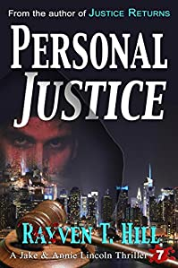Personal Justice: A Private Investigator Mystery Series by Rayven T. Hill ebook deal