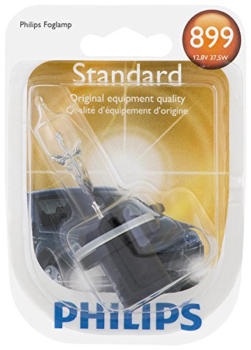Philips 899 Standard Fog Bulb (Pack of 1) (Philips Driving Lights compare prices)