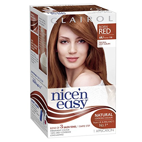 clairol nice 39 n easy permanent hair dye natural light. Black Bedroom Furniture Sets. Home Design Ideas