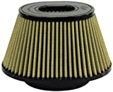 "aFe 72-91040 Magnum Flow 5-1/2"" Flange Diameter x (7"" x 10"") Base x (6-3/4"" x 5-1/2"") Top x 5-3/4"" Height IAF Pro-GUARD 7 Air Filter"