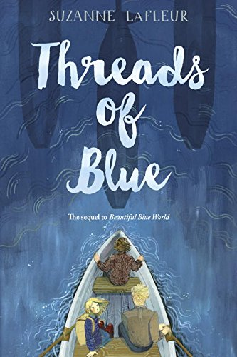 Book Cover: Threads of Blue