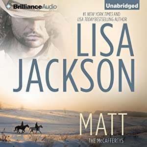 Matt: The McCaffertys, Book 2 | [Lisa Jackson]