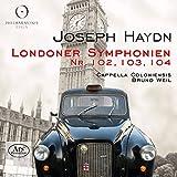 Haydn: Symphonies Nos. 102-104 (Live)
