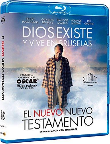 El nuevo nuevo testamento [Blu-ray]