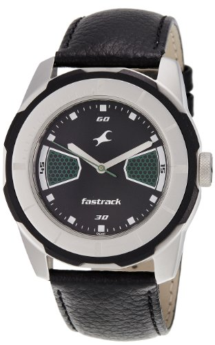 Fastrack-Economy-2013-Analog-Black-Dial-Mens-Watch-3099SL05
