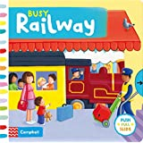 Busy Railway (Busy Books)