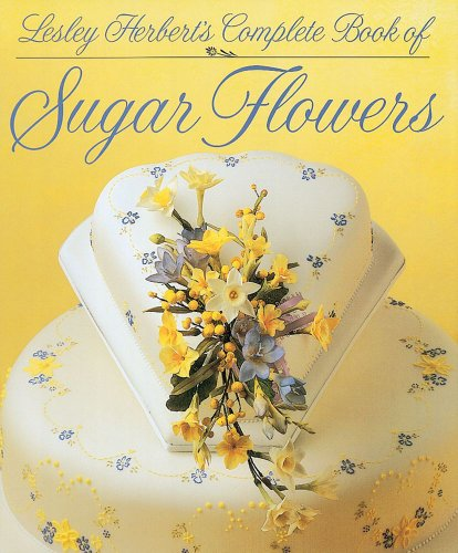 Lesley Herbert's Complete Book of Sugar Flowers at Amazon.com