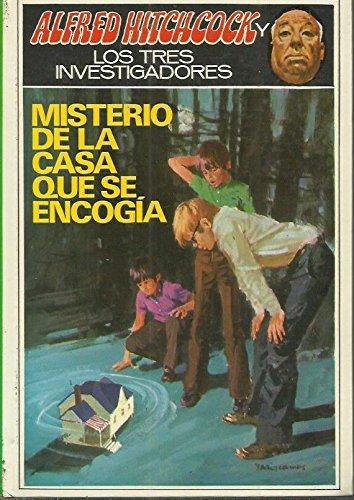 Misterio De La Casa Que Se Encogía descarga pdf epub mobi fb2