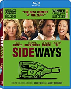 Cover of &quot;Sideways [Blu-ray]&quot;