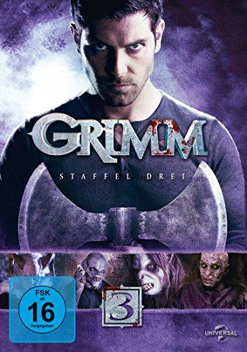 Grimm - Staffel drei [6 DVDs]