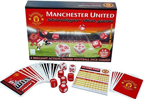 starplayer-manchester-united-dice-game