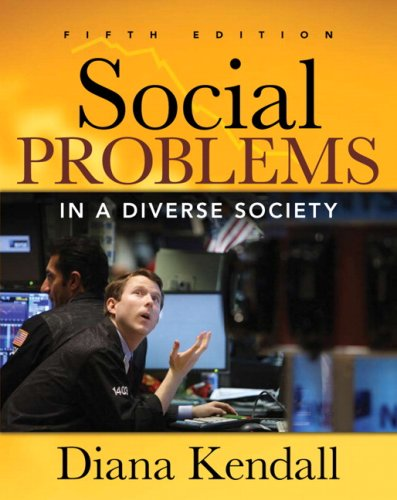 Social Problems in a Diverse Society (5th Edition)