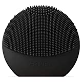 FOREO LUNA fofo Smart Facial Cleansing Brush and Skin Analyzer, Midnight, Personalized Cleansing for a Unique Skincare Routine,  Bluetooth & Dedicated Smartphone App (Color: Midnight)