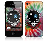 Zing Revolution MS-GRFL50133 Grateful Dead - Space Your Face Cell Phone Cover Skin for iPhone 4/4S
