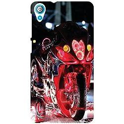 HTC Desire 820 Back Cover - Wao Designer Cases