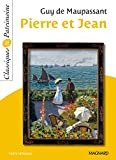 Pierre et Jean par Maupassant