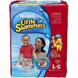 Huggies Little Swimmers Disposable Swimpants (Character May Vary), Large, 17 Count