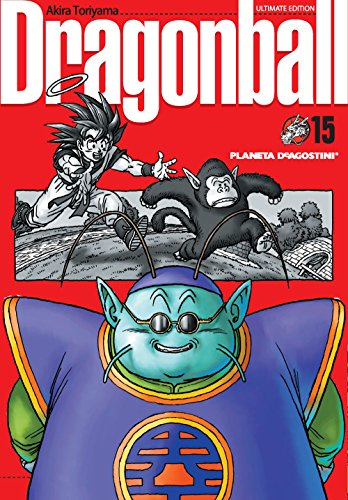 Dragon Ball nº 15/34 (DRAGON BALL ULTIMATE)