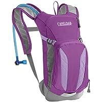 CamelBak Kid's Mini M.U.L.E. Hydration Pack (Purple)