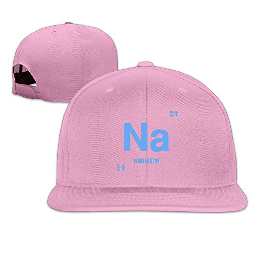 Custom Unisex Na Sodium Flat Brim Summer Caps Hat Pink (Shoe Polish Timberland compare prices)