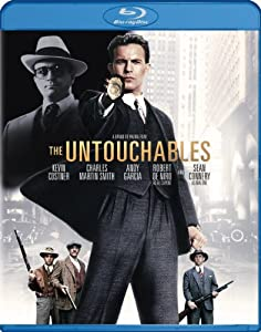 Untouchables, The (1987) (BD) [Blu-ray]